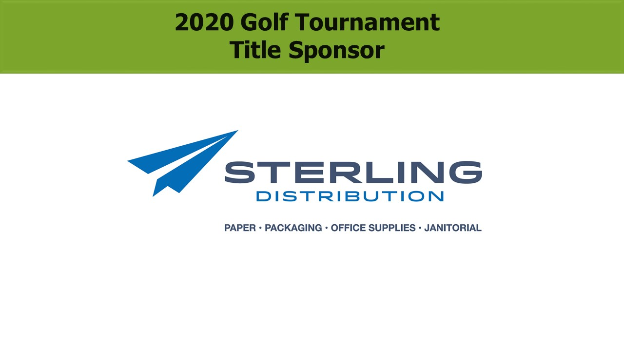 2020 Golf Tournament Title Sponsor