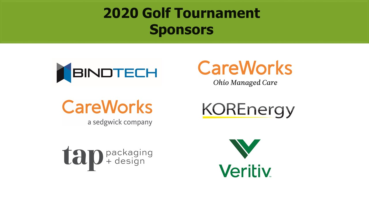 2020 Golf Tournament Contest Sponsors