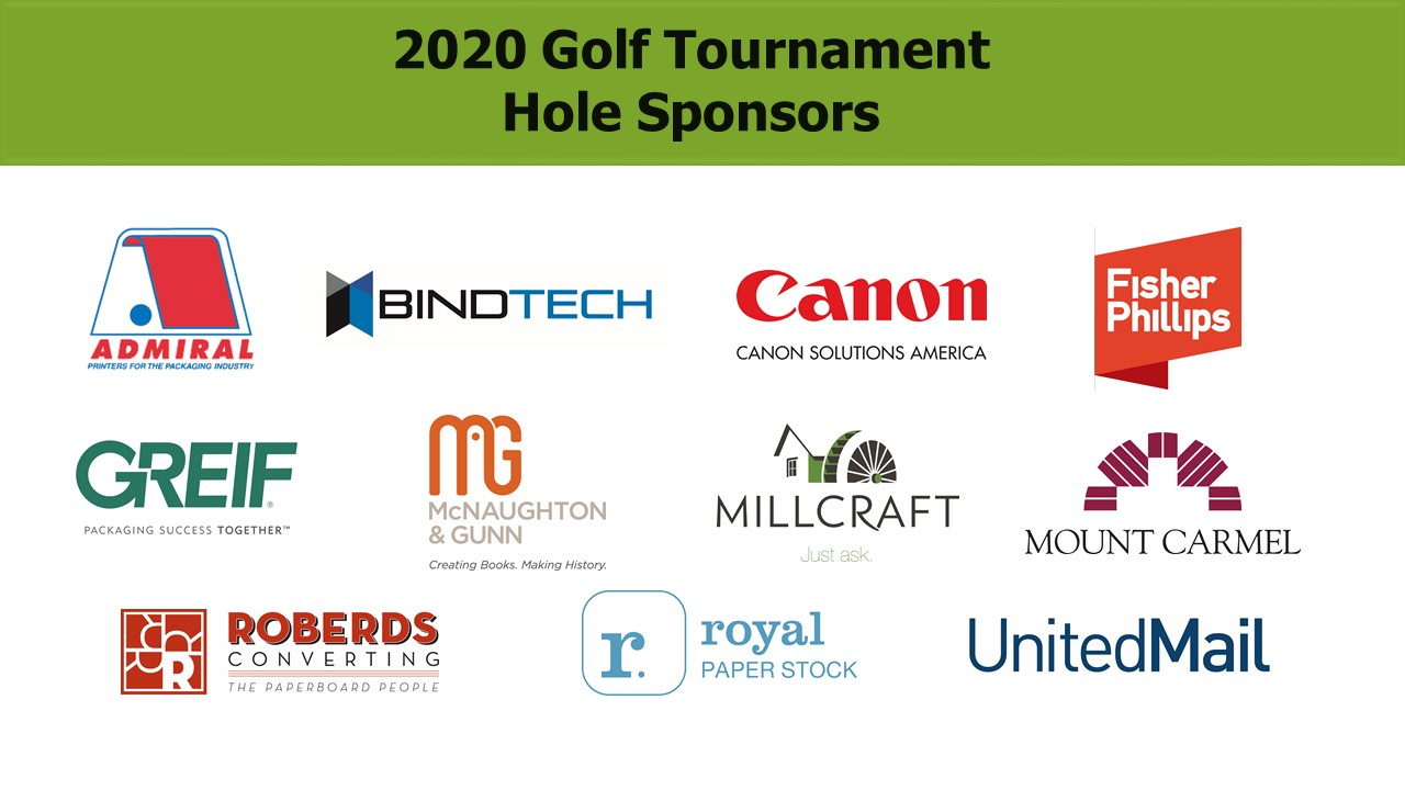 2020 Golf Tournament Hole Sponsors